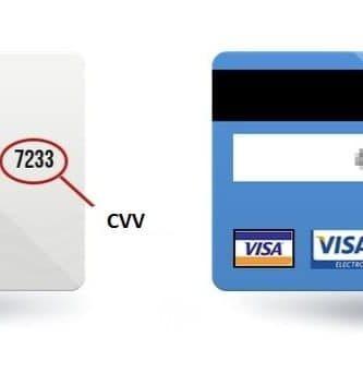 ¿Qué significan los números en las tarjetas de crédito o débito